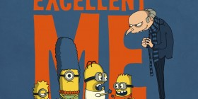 Minions: Los Simpson