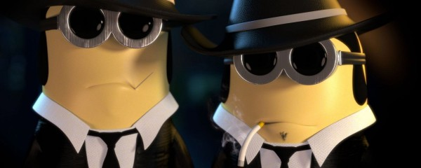 Minions The Blues Brothers