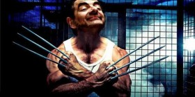 Mr. Bean como Lobezno Inmortal
