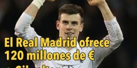 Oferta del Real Madrid a Gareth Bale