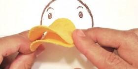 Pato muy gracioso