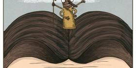 Peinados por el piojo Moises