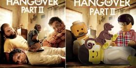 Pósters de cine hechos con LEGO: Resacón 2, ¡ahora en Tailandia!