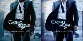 Pósters de cine protagonizados por simios: Casino Royale