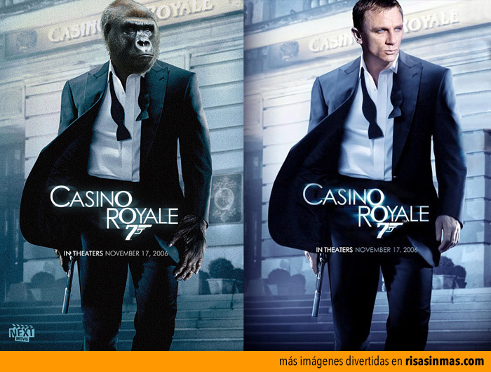 Casino royale theaters stake in gambling