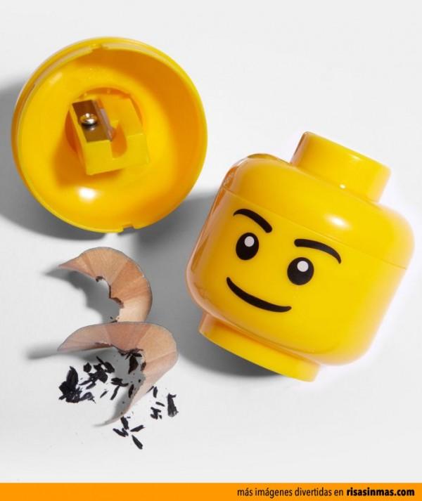 Sacapuntas LEGO