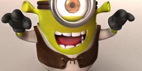 Shrek Minion