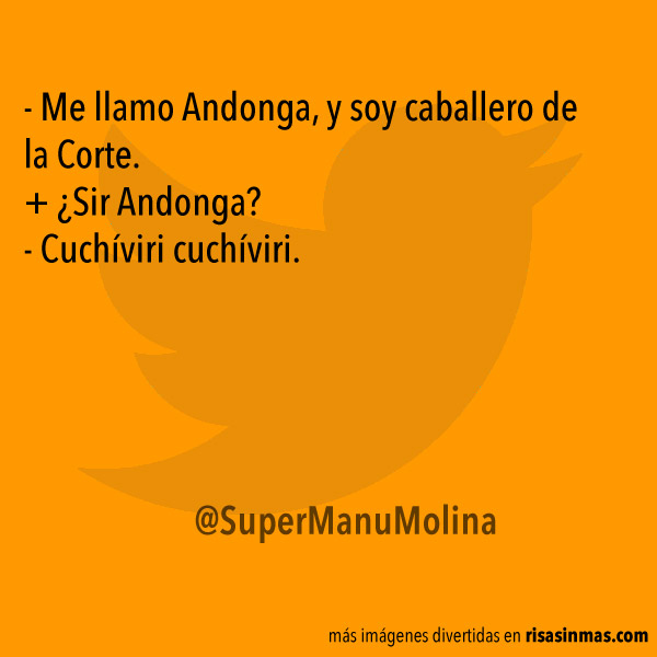 Sir Andonga