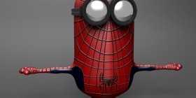 Spiderman Minion