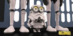 Stormtroopers o Soldados Imperiales Minions