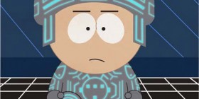 TRON como personaje de South Park