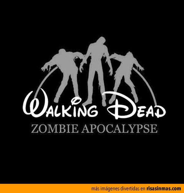The Walking Dead by Disney