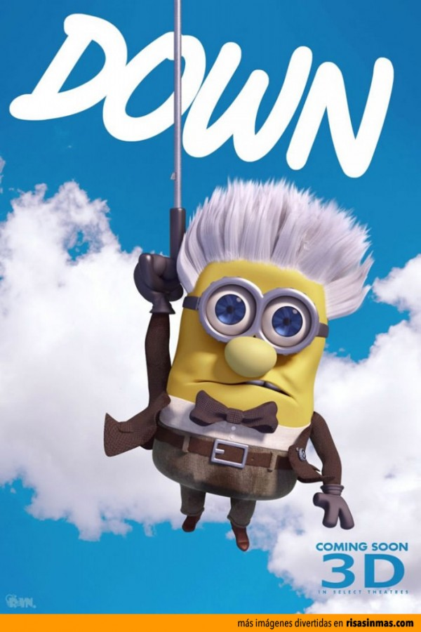 UP versión Minion
