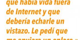 Vida fuera de Internet