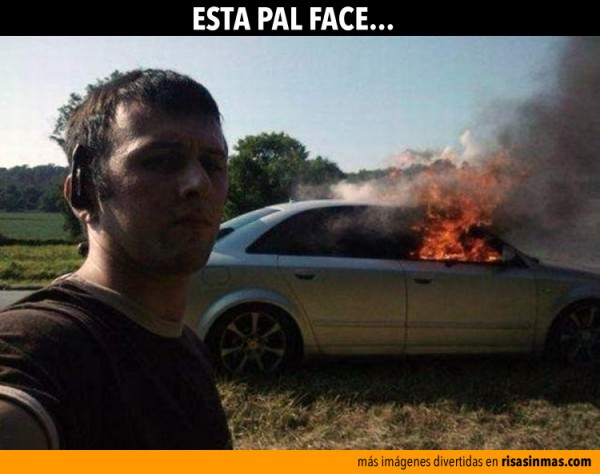 Esta pal face...