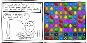 La adicción de Candy Crush