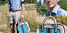 Lo último en bolsos para hipsters