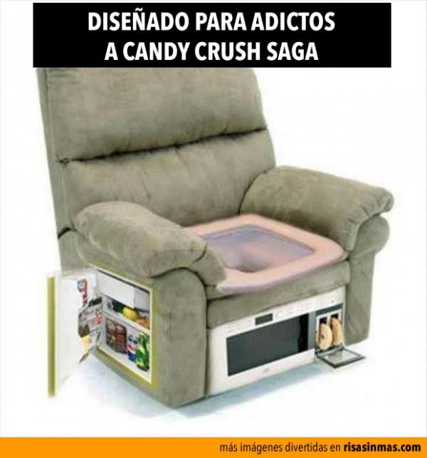 Adictos a Candy Crash Saga