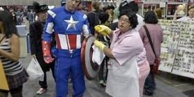 Un Capitán América bien limpio