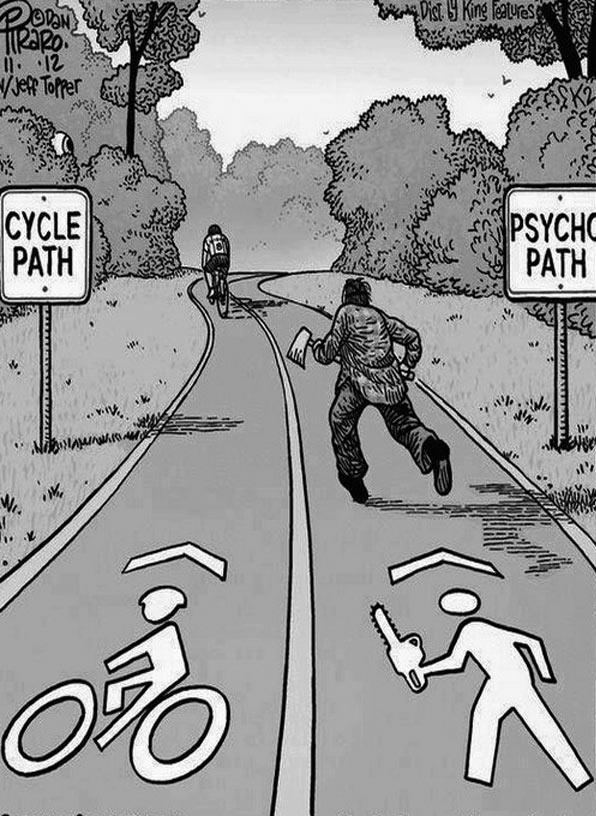 Carril para psicópatas