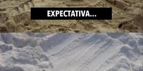 Expectativa vs Realidad: castillo de arena