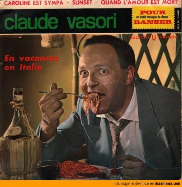 Las mejores portadas de discos: En vacances in Italie