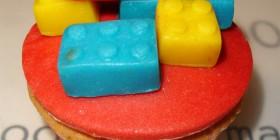 Cupcakes originales: LEGO