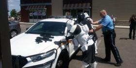 Detenidos Darth Vader y su banda