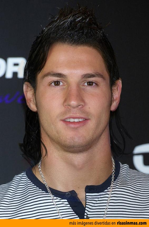 El mejor jugador de fútbol del mundo: Cristiano Messi