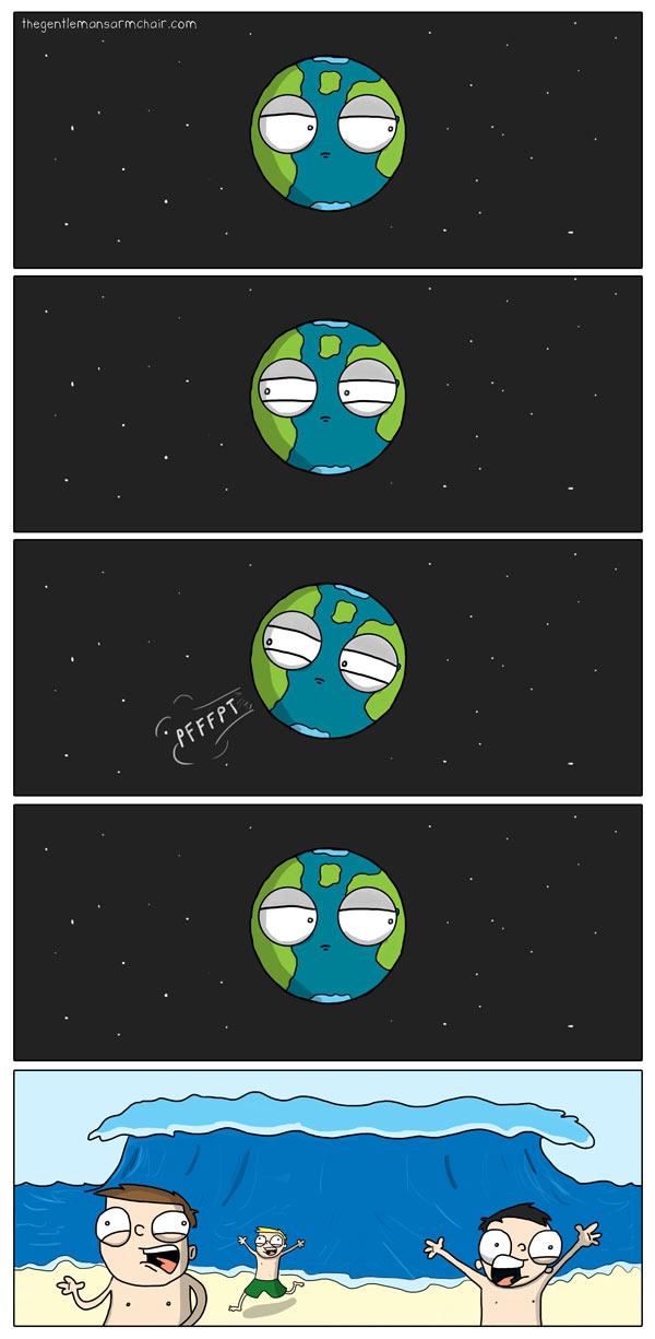 Explicación de los Tsunamis