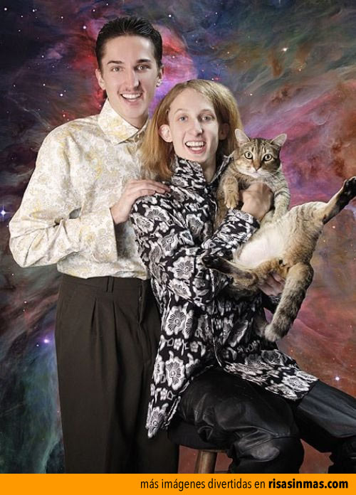 Fotografía de la pareja del año