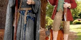 Gandalf y Bilbo con LEGO
