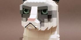 Grumpy Cat y LEGO