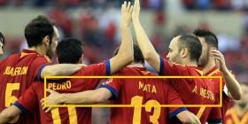 Imágenes graciosas: Nombres de la selección Española de fútbol
