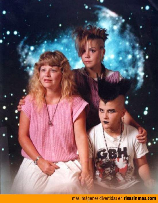 La familia cósmica