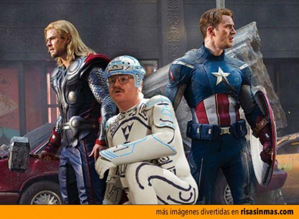 Exclusiva: imagen de los Vengadores 2