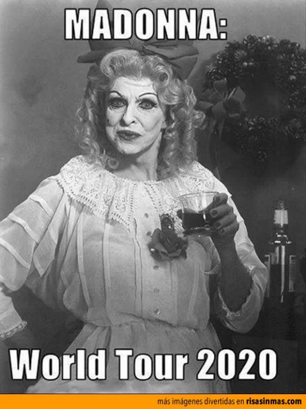 Madonna World Tour 2020