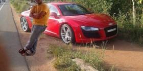 Maestros del Photoshop: Mi nuevo coche