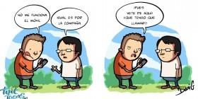 No me funciona el móvil