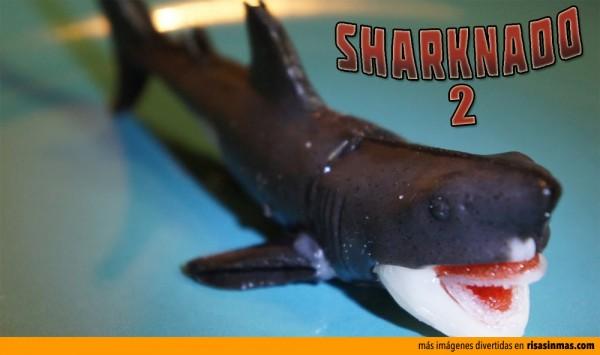 Nuevas imágenes de Sharknado 2