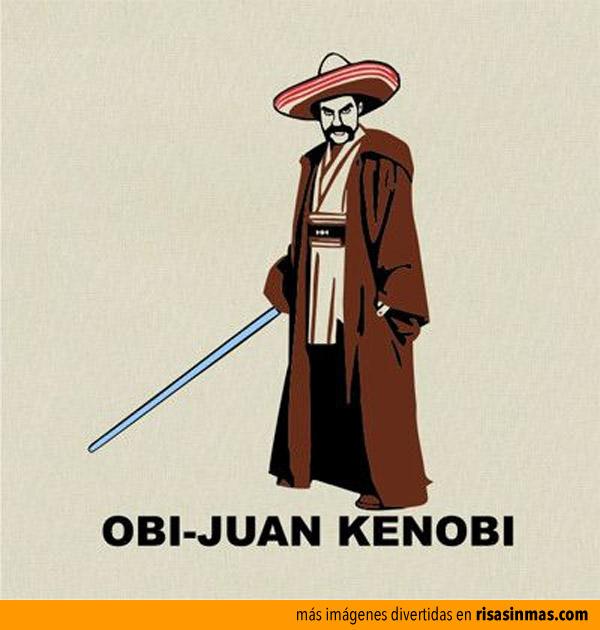 Obi-Juan Kenobi