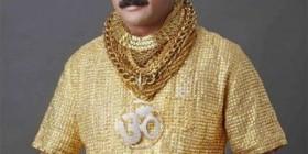 El oro del Vaticano encima