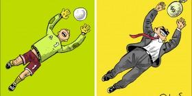 Parecidos razonables: Portero y Tránsfuga