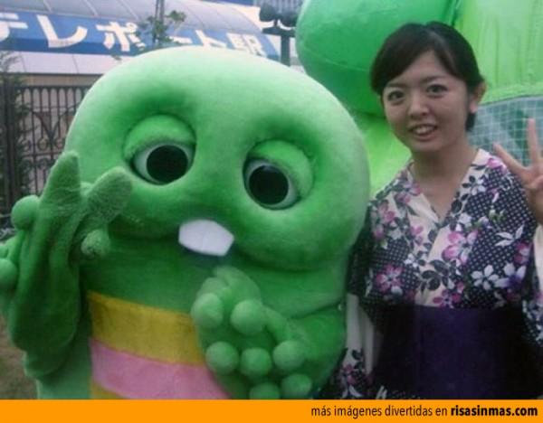 Parecidos razonables en Japón