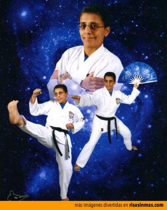 Photoshop y artes marciales