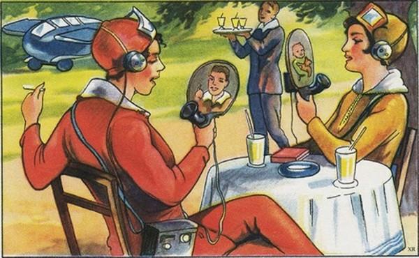 Los primeros smartphones