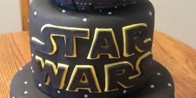 Tarta de Star Wars