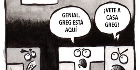 Ha venido Greg