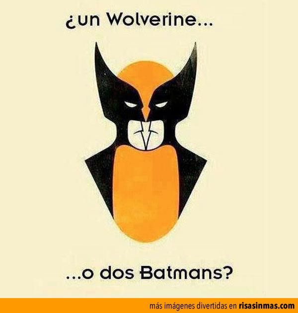 ¿Un Wolverine o dos Batman?
