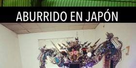 Aburrido en España y aburrido en Japón